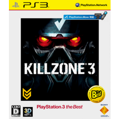 KILLZONE 3 PlayStation®3 the Best ジャケット画像