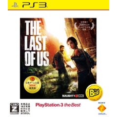 The Last of Us PlayStation 3 the Best ジャケット画像