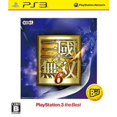 真・三國無双6 PlayStation®3 the Best ジャケット画像