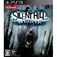 SILENT HILL : DOWNPOUR(サイレントヒル ダウンプア) ジャケット画像
