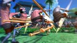 ワンピース 海賊無双 TREASURE BOX ゲーム画面1