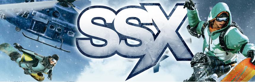 SSX バナー画像
