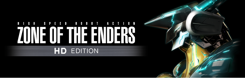 ZONE OF THE ENDERS HD EDITION PlayStation®3 the Best バナー画像