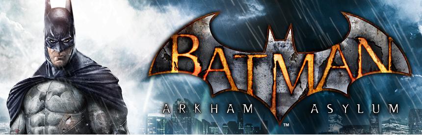 WARNER THE BEST バットマン アーカム・アサイラム バナー画像