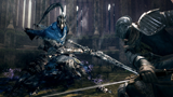 DARK SOULS with ARTORIAS OF THE ABYSS EDITION ゲーム画面1