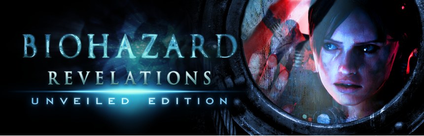 BIOHAZARD REVELATIONS UNVEILED EDITION バナー画像
