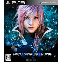 LIGHTNING RETURNS : FINAL FANTASY XIII ジャケット画像