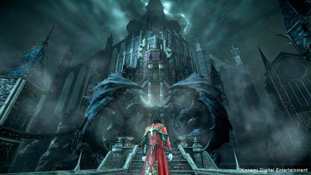 悪魔城ドラキュラ Lords of Shadow 2 ゲーム画面1