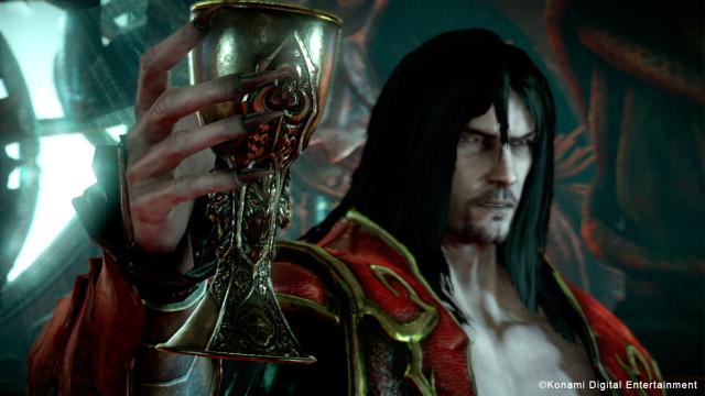 悪魔城ドラキュラ Lords of Shadow 2 ゲーム画面2