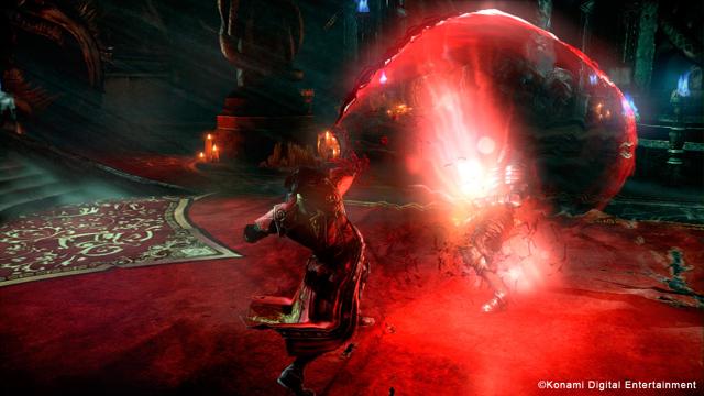 悪魔城ドラキュラ Lords of Shadow 2 ゲーム画面5