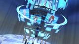 LOST DIMENSION ゲーム画面2