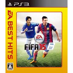 EA BEST HITS FIFA 15 ジャケット画像