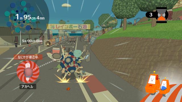 塊魂TRIBUTE ゲーム画面4