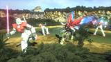 ガンダムブレイカー ゲーム画面9