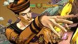 ジョジョの奇妙な冒険 オールスターバトル ゲーム画面6