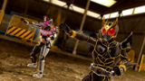 仮面ライダー バトライド・ウォー プレミアムTVサウンドエディション版 ゲーム画面5