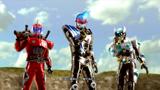 仮面ライダー バトライド・ウォー プレミアムTVサウンドエディション版 ゲーム画面6