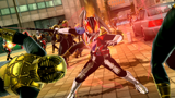 仮面ライダー バトライド・ウォー プレミアムTVサウンドエディション版 ゲーム画面9