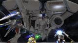 ガンダムブレイカー2 ゲーム画面1