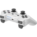 ワイヤレスコントローラ(DUALSHOCK®3) PlayStation®Vita TV edition (White)