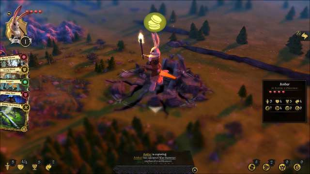 Armello ゲーム画面2