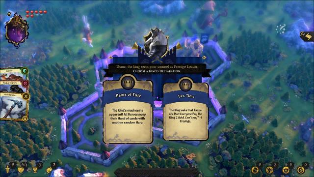 Armello ゲーム画面8