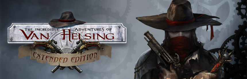 The Incredible Adventures of Van Helsing: Extended Edition バナー画像