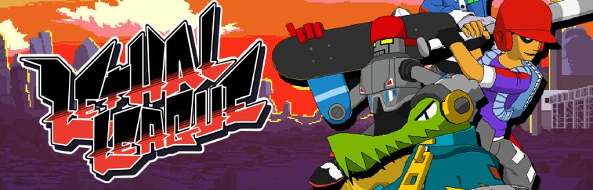 Lethal League バナー画像
