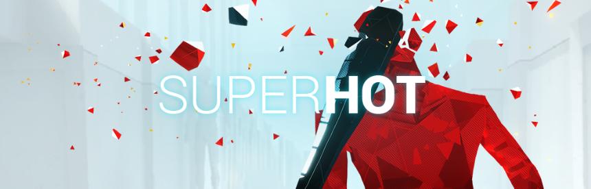 SUPERHOT バナー画像