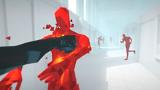 SUPERHOT ゲーム画面1