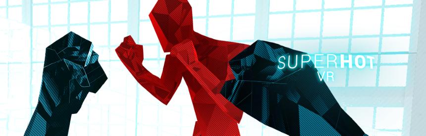 SUPERHOT VR バナー画像