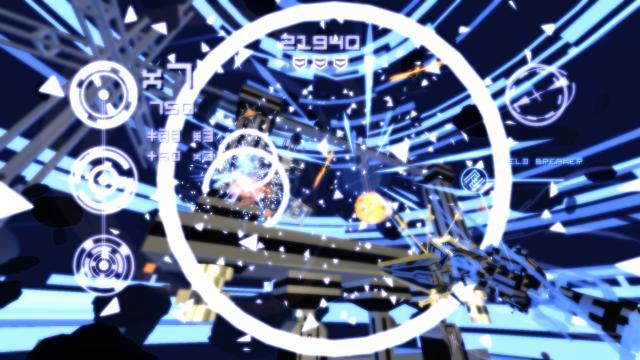 Kromaia Ω ゲーム画面3