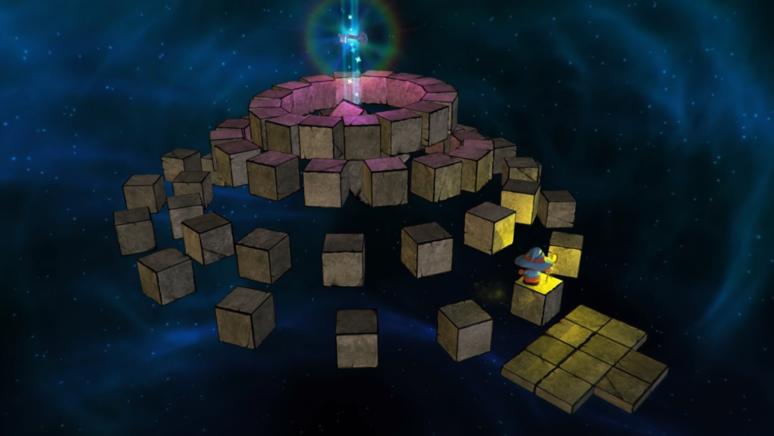 『Lumo (ルーモ)』ゲーム画面