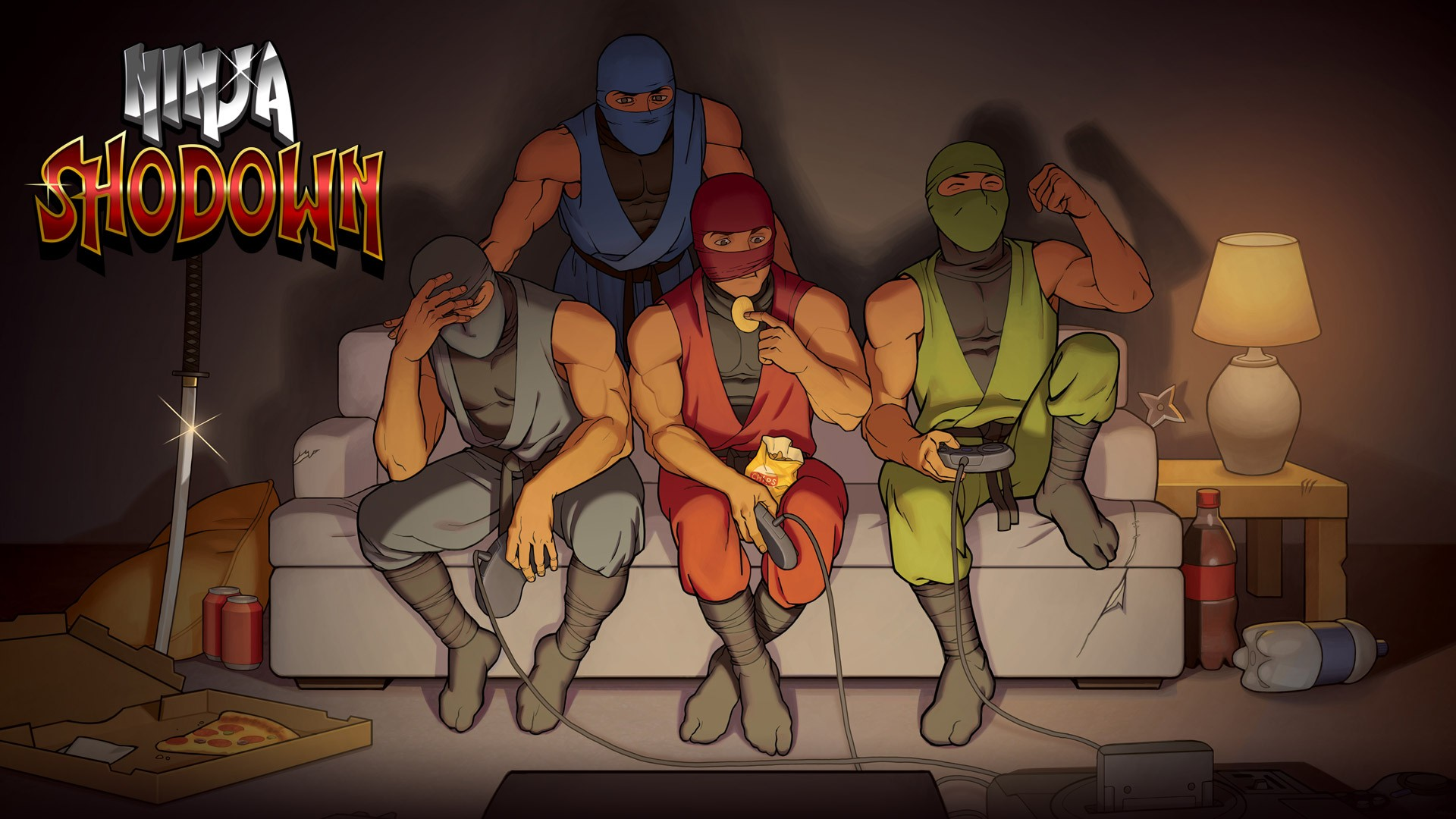 Ninja Shodown_body_1