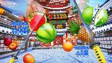 Fruit Ninja VR ゲーム画面1