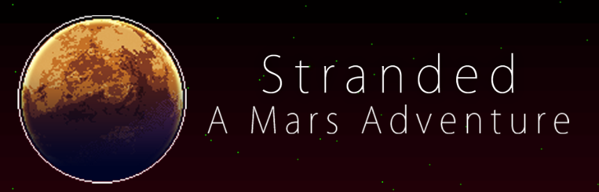 ストランデッド:火星からの脱出 バナー画像