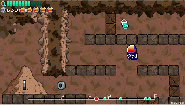 ストランデッド:火星からの脱出 ゲーム画面4