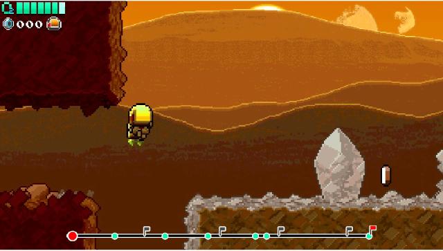 ストランデッド:火星からの脱出 ゲーム画面5