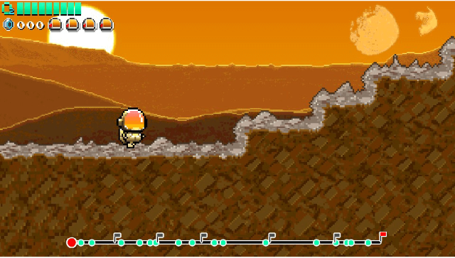 ストランデッド:火星からの脱出 ゲーム画面7
