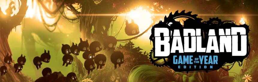 Badland: Game of the Year Edition バナー画像