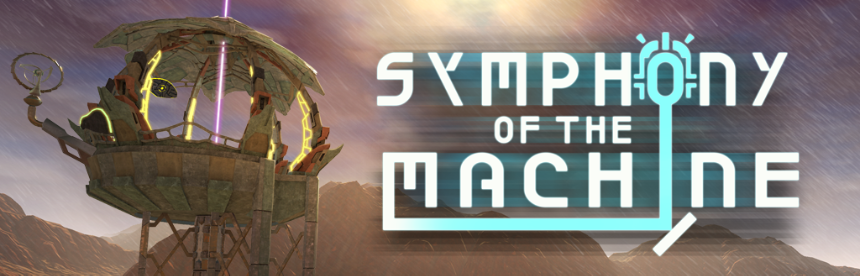 Symphony of the Machine バナー画像