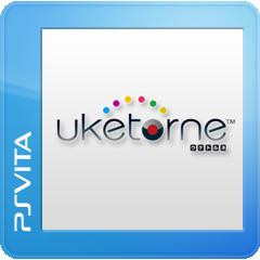 uke-torne(ウケトルネ)™ ジャケット画像