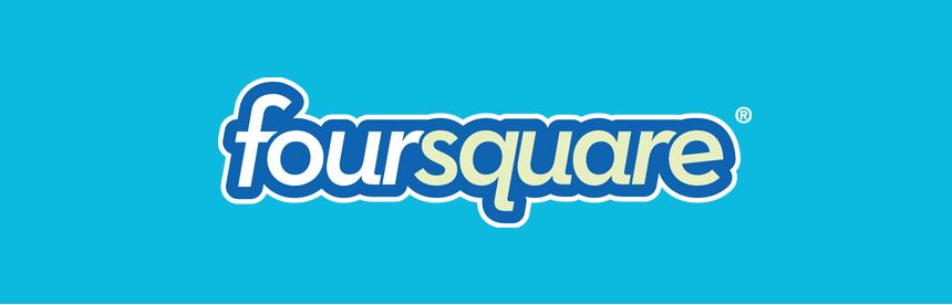 foursquare バナー画像