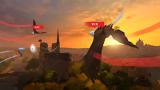 イーグルフライト ゲーム画面2