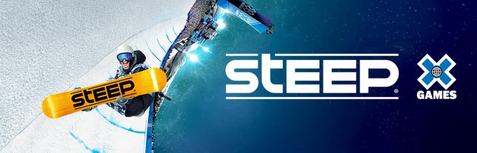 STEEP(スティープ) X GAMES ゴールドエディション