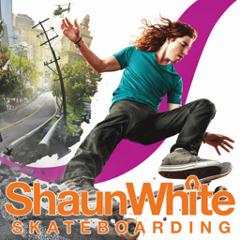 ショーン・ホワイト スケートボード ジャケット画像