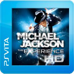 マイケル・ジャクソン ザ・エクスペリエンスHD ジャケット画像