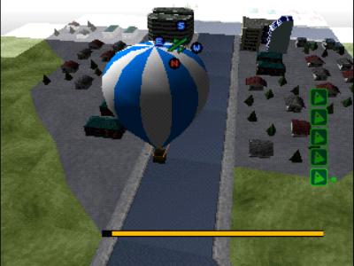 風のノータム ゲーム画面3