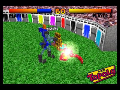 トポロ ゲーム画面9