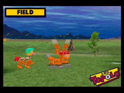 トポロ ゲーム画面11